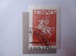 Sellos de Europa - Bielorrusia -  Belarus 1992