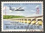 Sellos del Mundo : Africa : Mozambique : Avion