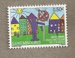Sellos del Mundo : Europa : Luxemburgo : Normas tráfico