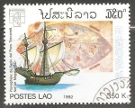 Sellos del Mundo : Oceania : Leeward : Genova 92