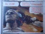 Sellos de America - Venezuela -  Pedro Camejo (1790-1821) - El Negro Primero. Símbolo de Pueblo en el Panteón Nacional.