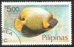 Sellos del Mundo : Asia : Filipinas : Euxiphipops xanthometapon