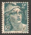 Sellos de Europa - Francia -  713 - Marianne de Gandon