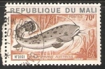 Sellos del Mundo : Africa : Mali : malapterurus electricus