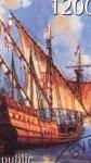 Sellos del Mundo : Asia : Brunei : barcos