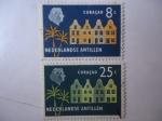 Sellos del Mundo : America : Curazao : Curaçao - Nederlandse Antillen 1998-
