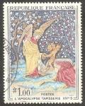 Sellos de Europa - Francia -  1458 - La Apocalipsis