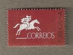 Sellos del Mundo : Europa : Portugal : Correo a caballo