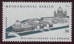 Sellos del Mundo : Europa : Alemania : ALEMANIA - Museumsinsel (Isla de los museos), Berlin