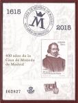 Sellos de Europa - España -  IV centenario de la Casa de Moneda de Madrid