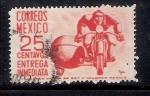 Sellos de America - México -  Entrega inmediata