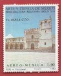 Sellos del Mundo : America : México : Arquitectura religiosa siglo XVI