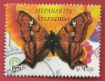 Sellos del Mundo : America : Perú : Hypanartia Splendida