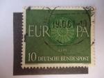 Sellos de Europa - Alemania -  CEPT-Europa - Scott/Al:805