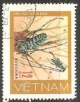 Sellos de Asia - Vietnam -  Buu chinh