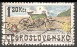 Sellos del Mundo : Europa : Checoslovaquia : Moto