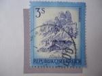 Sellos de Europa - Austria -  Bischofsmútze - Scott/Aus.963.