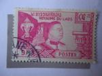 Sellos de Asia - Laos -  Royaume Du Laos.