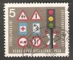 Sellos de Europa - Alemania -  internationale verkehrsausstellung 1965- Exposición Internacional de Transporte