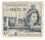 Sellos del Mundo : Europa : Malta : Dinastia