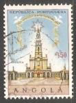 Sellos del Mundo : Africa : Angola : Basílica de Fatima
