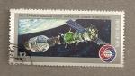Sellos de Europa - Rusia -  Cápsula espacial