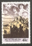 Sellos del Mundo : Oceania : Australia : The Anzac Tradition