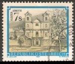 Sellos del Mundo : Europa : Austria : Kloster Loretto - Basílica Maria Loretto en Burgenland