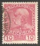 Sellos del Mundo : Europa : Austria : Emperor Franz Joseph