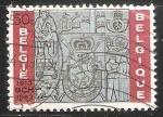 Sellos de Europa - Bélgica -   Postal Checking Service BCH