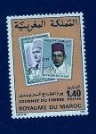 Sellos del Mundo : Africa : Marruecos : Dia del sello