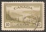 Sellos del Mundo : America : Canadá : Great Bear Lake - Gran Lago del Oso