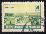 Sellos de Asia - Turquía -  Anit Kabir