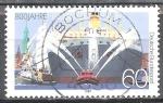 Sellos de Europa - Alemania -  Aniv 800a del puerto de Hamburgo.