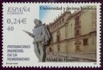 Sellos de Europa - España -  ESPAÑA - Universidad y recinto histórico de Alcalá de Henares