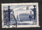 Sellos del Mundo : Europa : Francia : Nancy: The Place Stanislas