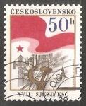 Sellos de Africa - Checoslovaquia -  XVII. congreso del partido