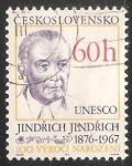 Sellos del Mundo : Europa : Checoslovaquia : Jindřich Fügner