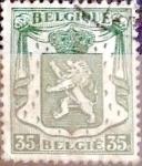 Sellos de Europa - Bélgica -  Intercambio 0,20 usd 35 cents. 1935