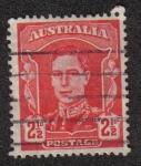 Sellos del Mundo : Oceania : Australia : King George VI (1895-1952)