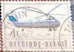 Sellos de Europa - Bélgica -  Intercambio 0,45 usd 4 fr. 1957