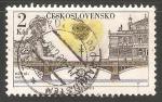 Sellos del Mundo : Europa : Checoslovaquia : Manes bridge - Puente de Manes