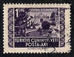 Sellos de Asia - Turquía -  Palacio de Estambul