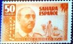 Sellos del Mundo : Europa : España :  Intercambio uxb 0,20 usd 50 cents. 1951