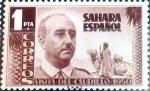 Sellos del Mundo : Europa : España :  Intercambio uxb 0,30 usd 1 pta. 1951
