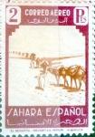 Sellos del Mundo : Europa : España :  Intercambio uxb 1,75 usd 2 ptas. 1943
