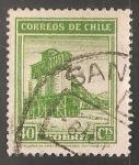 Sellos del Mundo : America : Chile : Cobre