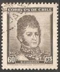 Sellos del Mundo : America : Chile : Bernardo O'Higgins Riquelme