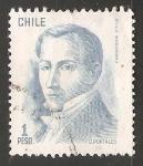 Sellos del Mundo : America : Chile : Diego Portales