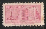 Sellos del Mundo : America : Colombia : Palacio de Comunicaciones